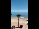 La playa de la Villa Joyosa,  Benidorm