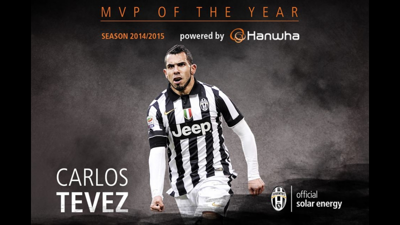 2013|2015 Carlos Tevez | Thank You Apache | All 50 Goals For Juventus