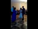 Танец сын с мамой