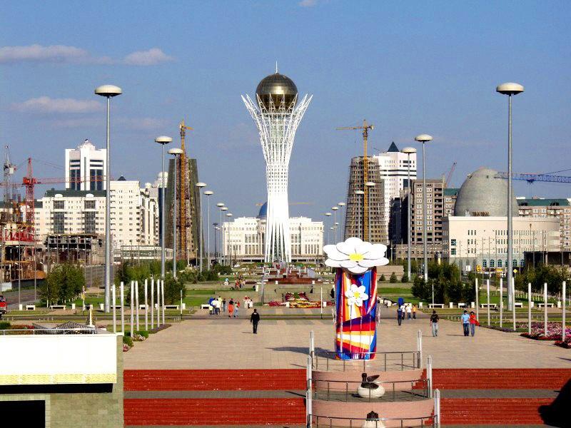 Бәйтерек. Астана туралы өлеңдер | Астана күні - 6 шілде