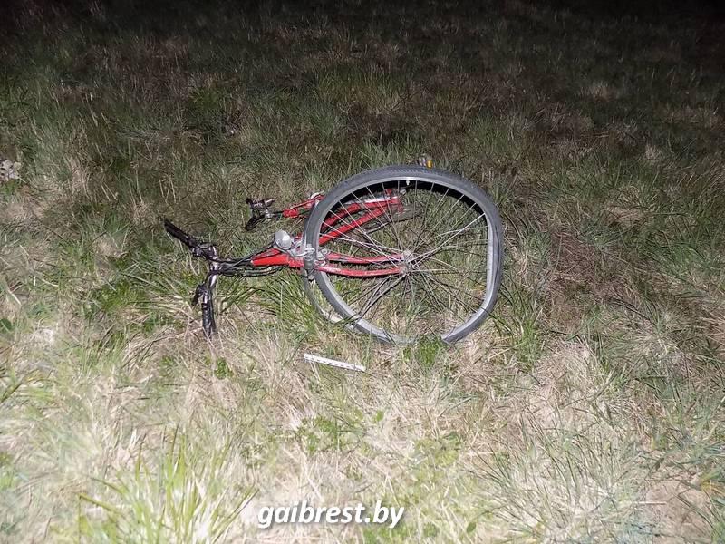 Смертельный наезд на велосипедиста в Дрогичине