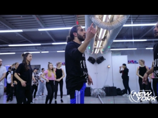 KOUTIEBA | NEW YEAR INTENSIVE 2017 | New York Dance Studio HD