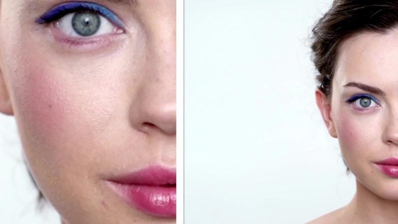 Machiajul Avon- Ochi albastri ca marea