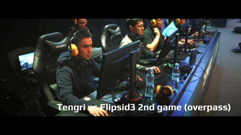 Team Tengri на Adrenaline Cyber League