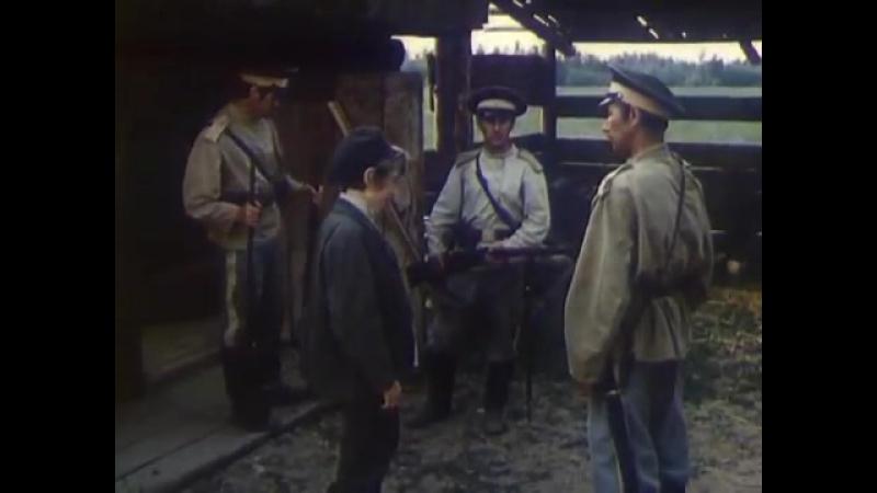«Строговы» (1976) - драма, исторический, реж. Владимир Венгеров, Михаил Никитин