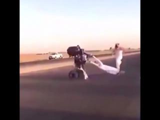 Арабы с ума сходят от скуки