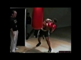 TOP Boxers Heavy Bag Workout