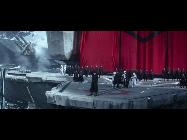 General Hux's Speech - The Last Day Of The Republic - With Music From Revenge Of The Sith