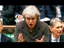 Британский парламент Ответ Терезы Мэй на требование отменить приглашение Трампа в Лондон