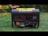 Генератор бензиновый Sigma 5710521. Обзор и презентация товара.