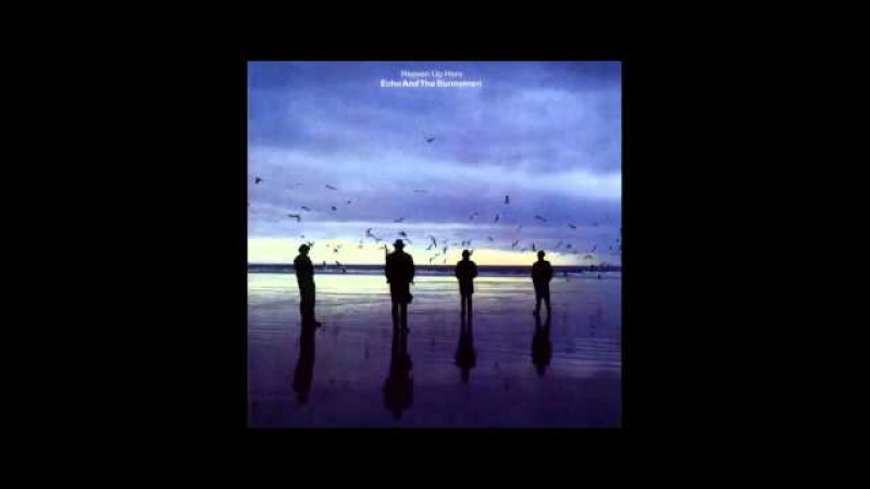 Echo And The Bunnymen - All My Colours (HD)