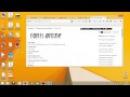 Как установить шрифты в Windows 8