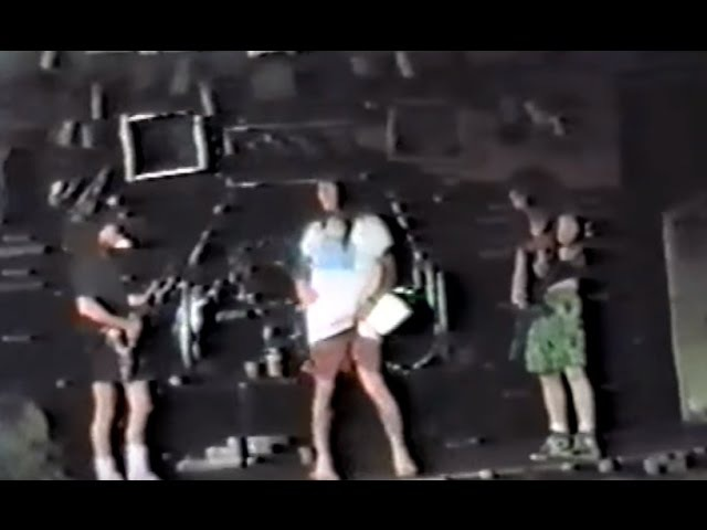 PANTERA with KERRY KING.. 1989.05.18 (Hangin Out Rehearsals)