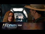DC's Legends of Tomorrow Outlaw Country Scene The CW