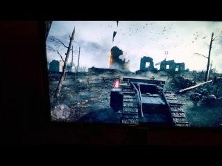 AMD Ryzen 7 1800X vs. Intel i7-6800K Battlefield 1 with Titan X SLI