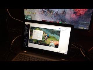 AMD Ryzen 7 1700 vs Intel i7-7700K OBS streaming