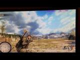 AMD Ryzen 7 1800X vs Intel i7-6900K Sniper Elite 4 RX 480 CF comparison