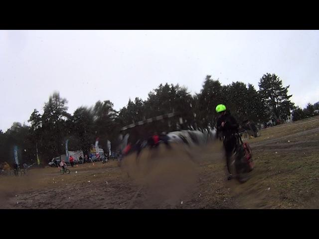 Самое обычное велооткрытие сезона клуба ВелоТверь. Тверь. 23 апреля 2017