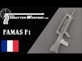 Semiauto FAMAS F1 Rifle