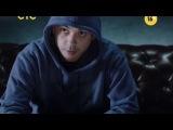 Фрагмент сериала Кости телеканала СТС с участием Смоки Мо и Dj Nik One, съемки на AllMusi...
