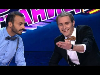 Comedy Баттл. Без границ - Дуэт Вова и Эдик (2 тур) 22.11.2013