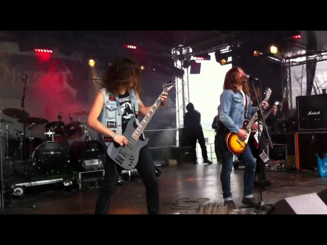 Miasmal live at Hell's Pleasure Metalfest 2012