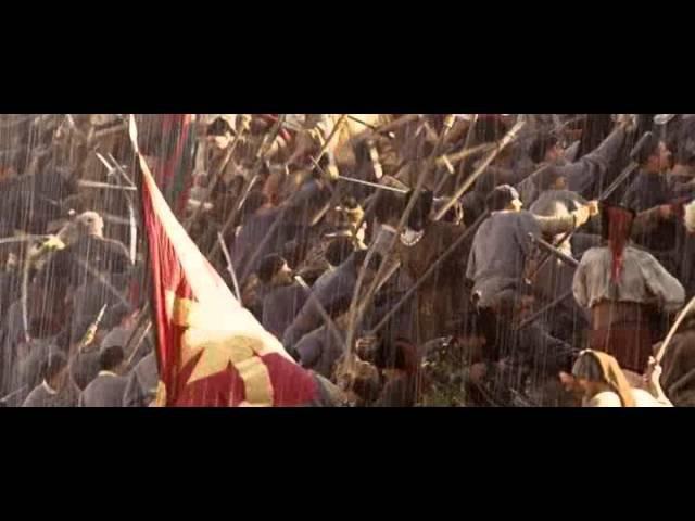 Тарас Бульба Эй, казаки, остался ли еще порох в пороховницах, не оскудели ли казацкая сила