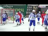 Хоккей. Енисей -Динамо (Казань) 14-1 13.12.2015
