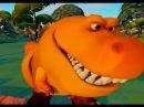 ✔ Мультик про ДИНОЗАВРОВ - Катаемся на Динозавре - Мультфильм Игра для Детей ✔