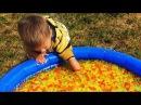 ★ Шарики Орбиз Ищем Cюрпризы в Бессейне Игрушки Pool New ORBEEZ Surprises Challenge Kids Toys
