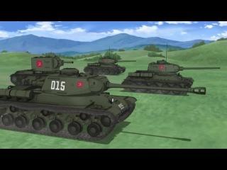 Intro World of Tanks - Pravda edition