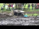 4x4 Off-Road Trucks mudding in big mud puddle | Klaperjaht 2016