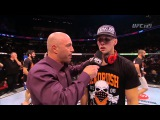 UFC 174 Rory MacDonald Octagon Interview