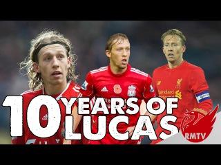 10 Years of Lucas Leiva