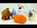 Видео для детей ТАЙНАЯ ЖИЗНЬ ДОМАШНИХ ЖИВОТНЫХ. Собаки в поисках еды ИГРУШКИ для детей