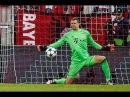 MONSTRO Neuer operou vários milagres contra o Real Madrid