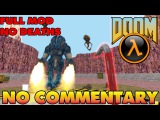 Half-Life in DOOM - Paranoid Mod  - Full Walkthrough 【NO Commentary】【60FPS】