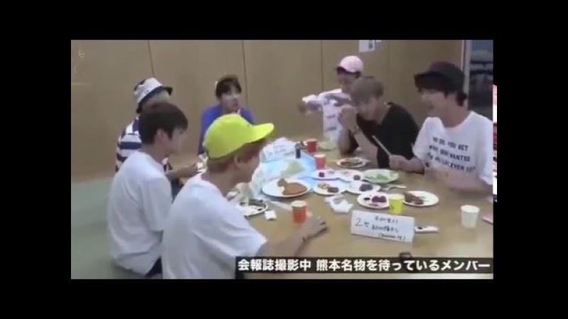 [ENG SUB] BTS Suga meets Kumamon!