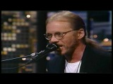 Warren Zevon - Roland The Headless Thompson Gunner - David Letterman Show, 1992 (HD)