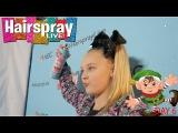 HAIRSPRAY LIVE! - Vlogmas day 7