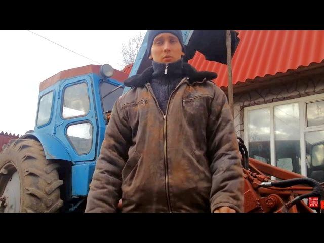 Рулевое с Дозатором на Т-40
