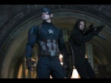 captain america and the winter soldier Way Down We Go