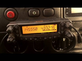 Радиосвязь Дивизиона на 430 МГц.