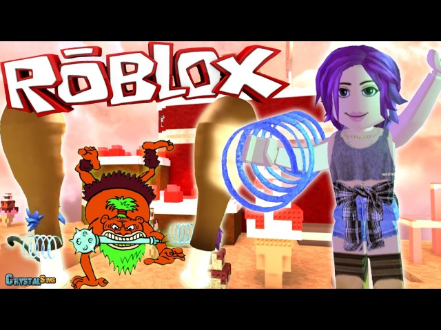 ME QUIEREN DAR UN BOCADO | SURVIVE THE DISASTER | ROBLOX CRYSTALSIMS