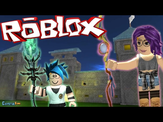 HACEMOS MAGIA WIZARD TYCOON ROBLOX CRYSTALSIMS