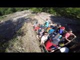 ПОХОД на КАВКАЗ | HD GO PRO | май 2016 | Сказки АДЫГЕИ | ТХАЧ | ДЖЕНТУ