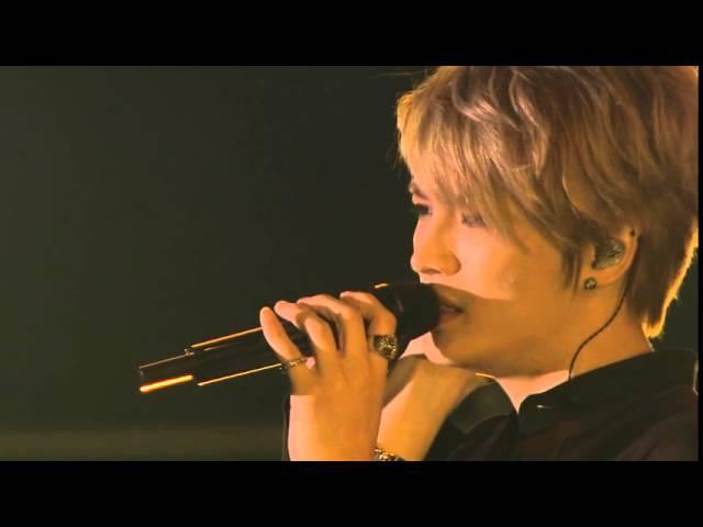 [DVD cut] Kim jaejoong - 05.Now is good 2013 1st Album Asia Tour Concert in Japan