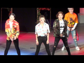Cover Dance Group: Blast-Off - Cover (BTS – FIRE)