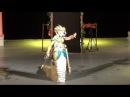 M.O.con 2016 Косплеер Лоли-Мать - Medusa Gold Skin - Smite