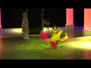 M.O.con 2016 Юльфина - Танец с веерами Пламя
